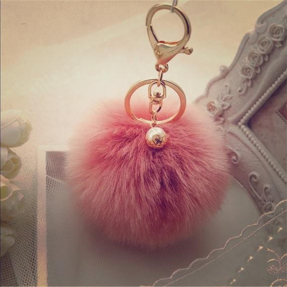 Bag Charm / Key Holder - New